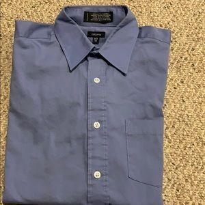 Long Sleeve Claiborne Button Down Shirt